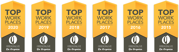 Top Workplaces 2015-2020